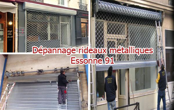 Dépannage-rideaux-métalliques-Essonne-91