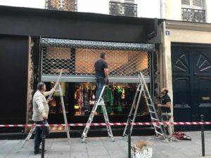 depannage rideau métallique Seine et Marne